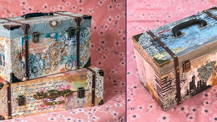 World in a Box!