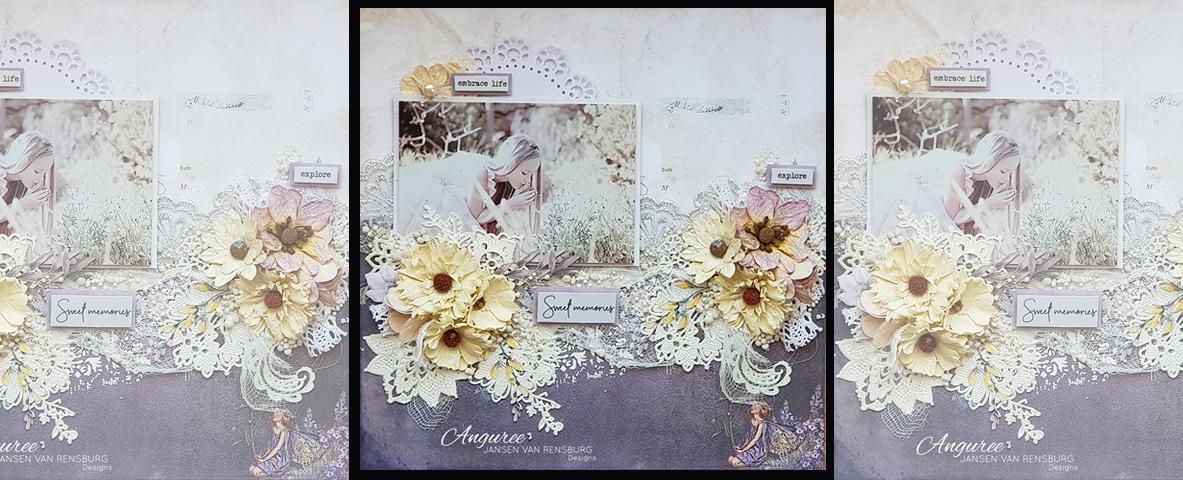 Sweet Memories By Anguree