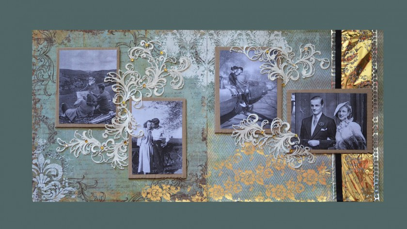 Scrapbooking with Love…